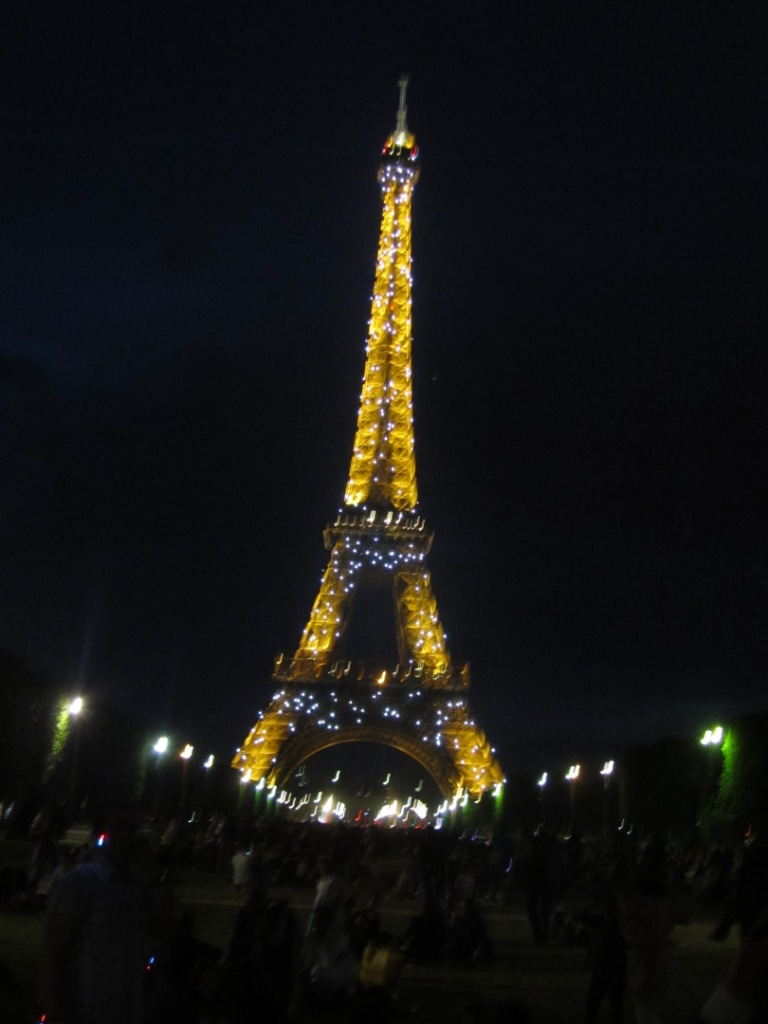"""Is Paris cultural capital of the world because the Eiffel Tower Paris"""
