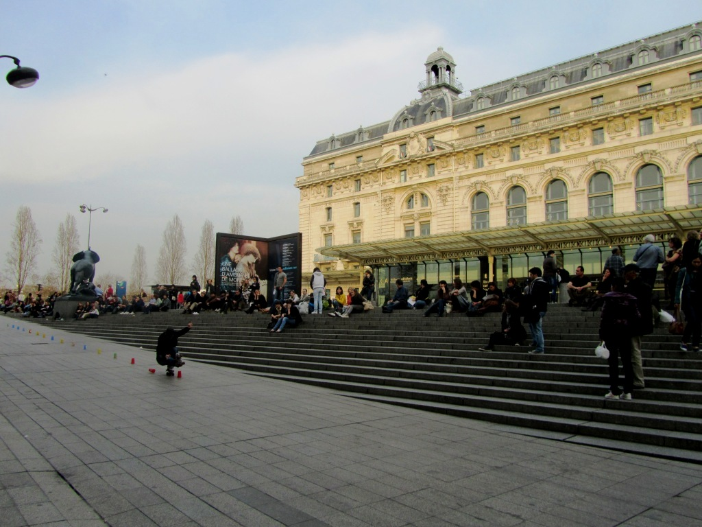"""Musee d'Orsay Paris"""