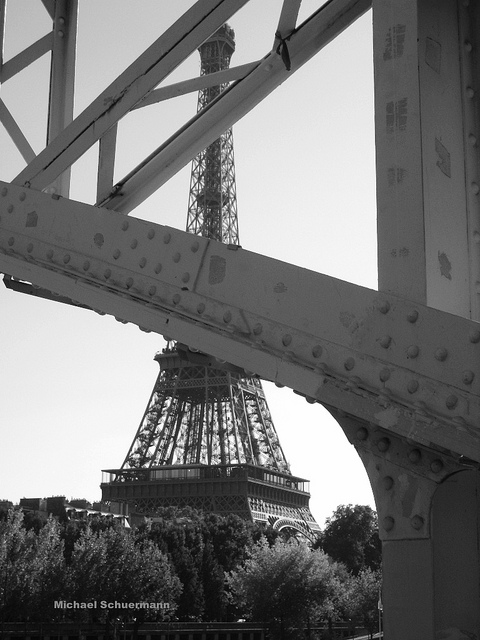 """La Dame de Fer or the Eiffel Tower"""