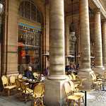 """Cafe Nemur in Paris"""